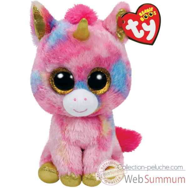 Peluche Beanie boo\'s large - fantasia la licone Ty -TY36819