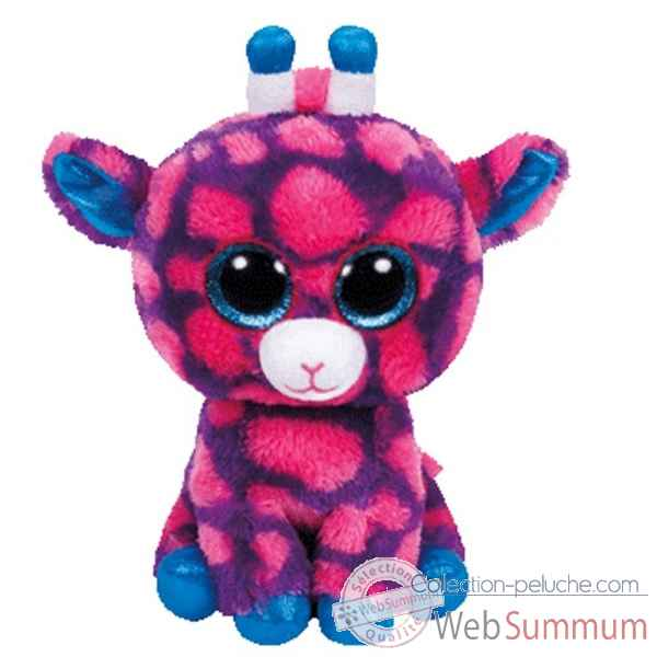 Peluche Beanie boo\'s medium exclu - sky high la girafe Ty -TY36824