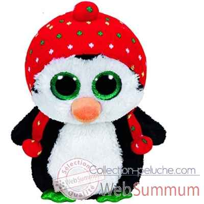 Peluche Beanie boo\'s medium - freeze le pingouin Ty -TY36950