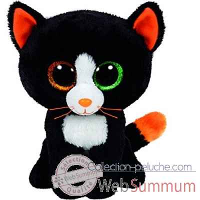 Peluche Beanie boo\'s medium - frights le chat Ty -TY37056