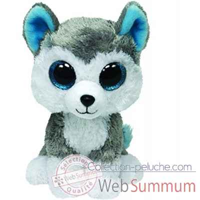 Peluche Beanie boo\'s medium - slush le chien Ty -TY36902