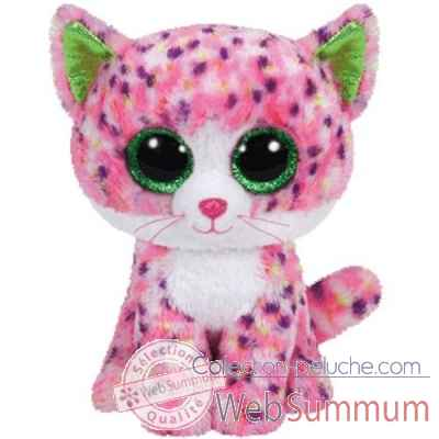 Peluche Beanie boo\'s medium - sophie le chat Ty -TY37054