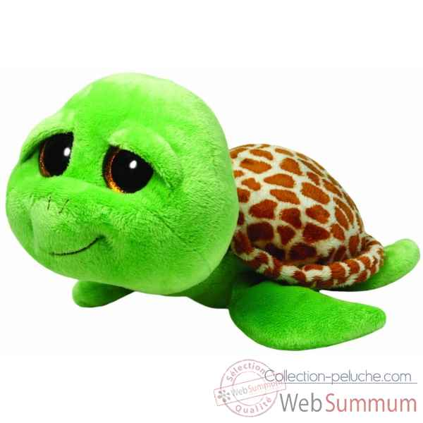 Peluche Beanie boo\'s medium - zippy la tortue Ty -TY36989