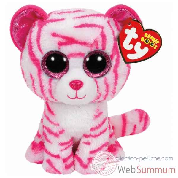 Peluche Beanie boo\'s small - asia le tigre Ty -TY36180
