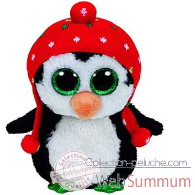 Peluche Beanie boo\'s small - freeze le pingouin Ty -TY36172