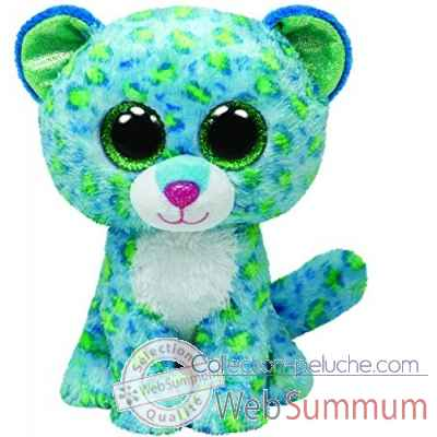 Peluche Beanie boo\'s small - leona le leopard Ty -TY36742
