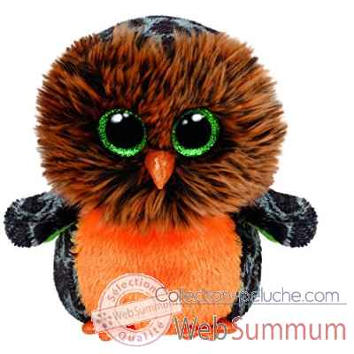 Peluche Beanie boo\'s small - midnight la chouette Ty -TY41126