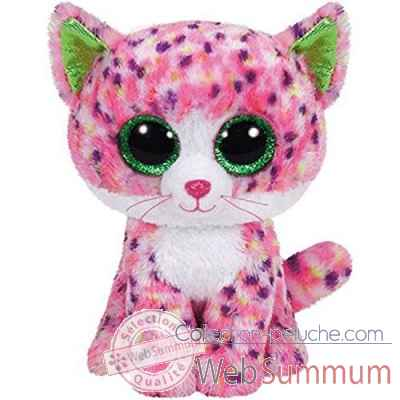 Peluche Beanie boo\'s small - sophie le chat Ty -TY36189