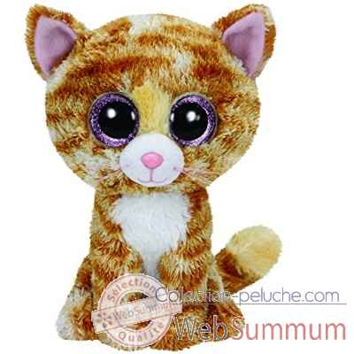 Peluche Beanie boo\'s small - tabitha le chat Ty -TY36129