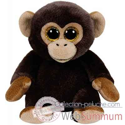 Peluche Beanies small - bananas le singe Ty -TY42111