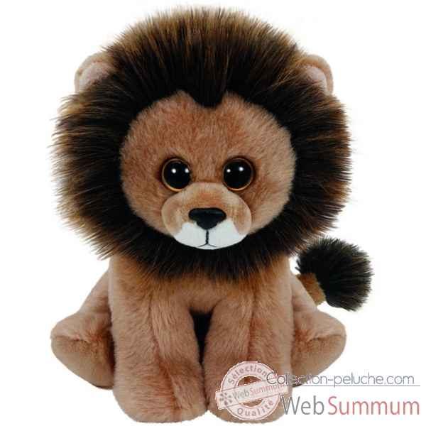 Peluche Beanies small - cecil le lion Ty -TY42133