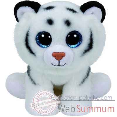 Peluche Beanies small - tundra le tigre Ty -TY42106