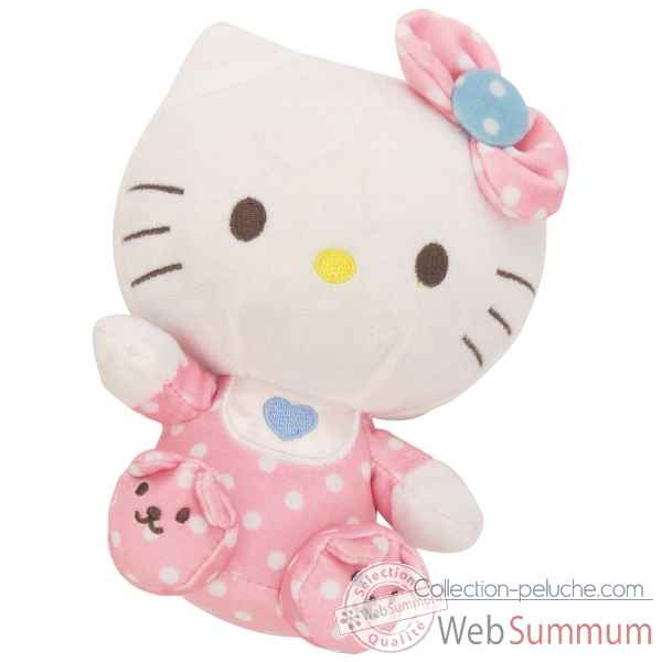 Peluche Hello kitty bebe - beanie babies small -TY41023