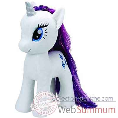 Peluche Mon petit poney large - rarity -TY90206