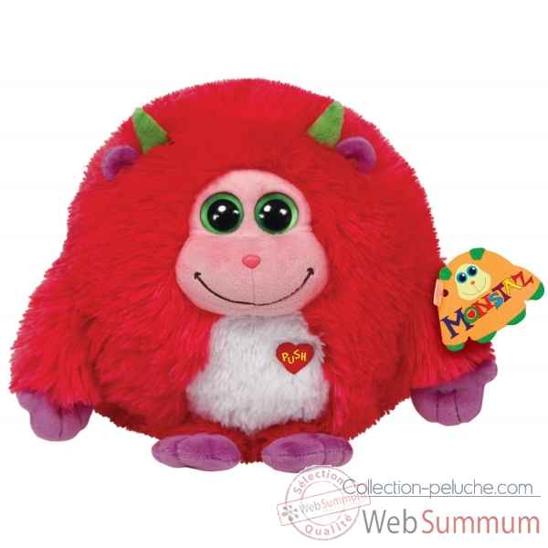 Peluche Monstaz large - trixie rose Ty -TY37900