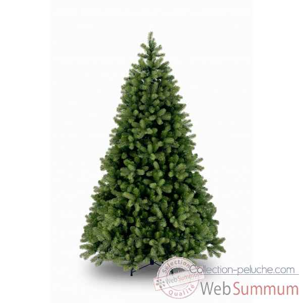 Sapin poly bayberry spruce hinged h366cm Van der Gucht -31HPEBY12